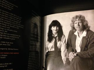Kate Bush / James Joyce / Flow...